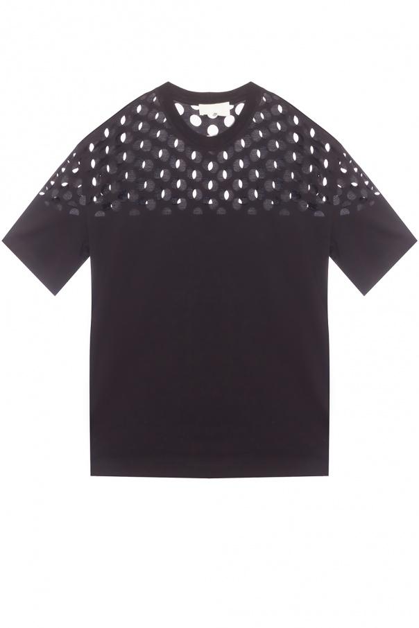 Maison Margiela T-shirt with cut-outs