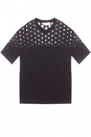 T-shirt with cut-outs od Maison Margiela