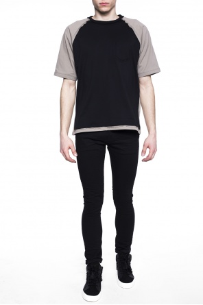 Raw trimmed t-shirt od Maison Margiela