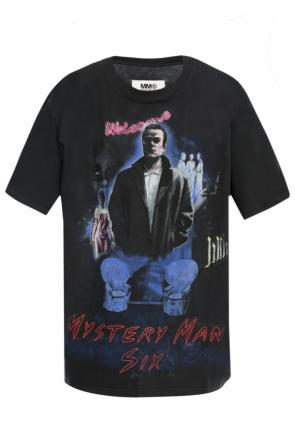Printed t-shirt od MM6 Maison Margiela