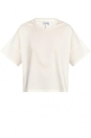 Oversize t-shirt with logo od Loewe