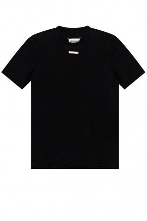T-shirt with logo od Maison Margiela