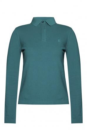 Long-sleeved polo shirt od Maison Margiela