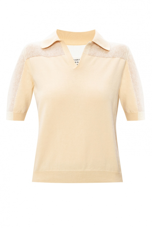 Maison Margiela Top with collar