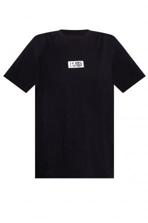 Logo t-shirt od MM6 Maison Margiela
