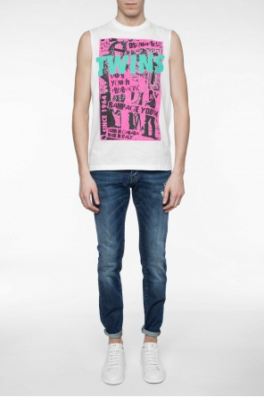 Printed top od Dsquared2