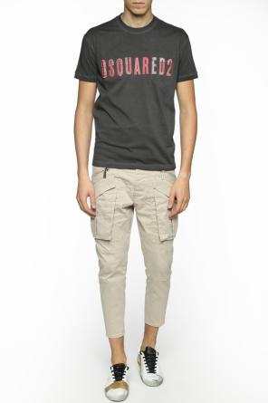 Logo t-shirt od Dsquared2