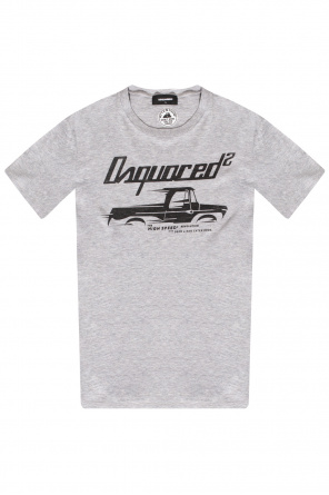 Printed t-shirt od Dsquared2