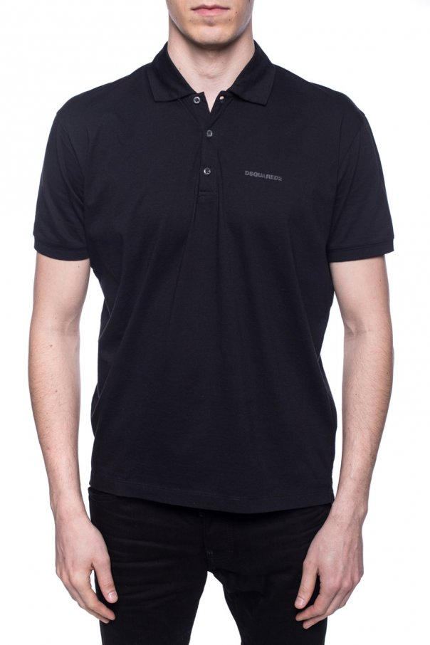 Polo shirt with logo od Dsquared2