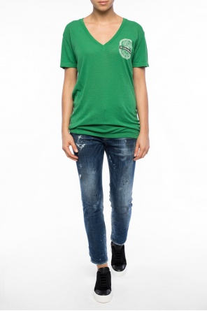 V-neck t-shirt od Dsquared2
