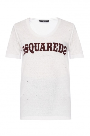 Branded t-shirt od Dsquared2