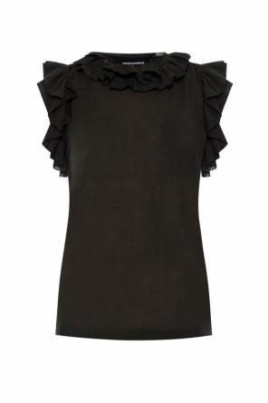 Ruffle top od Dsquared2