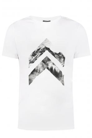 Printed t-shirt od Dsquared2