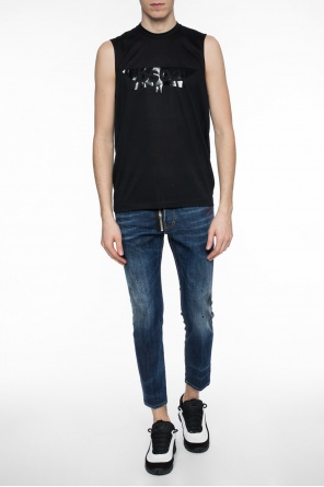 Sleeveless t-shirt od Dsquared2