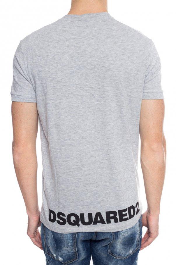 Dsquared2 T-shirt z nadrukiem I9vbjv9b