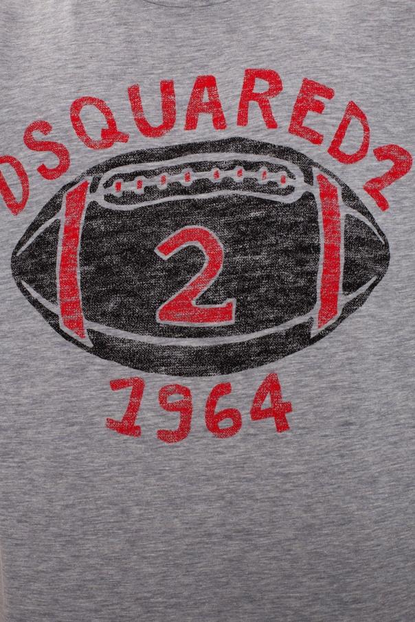 Dsquared2 T-shirt z logo scBVxgRB