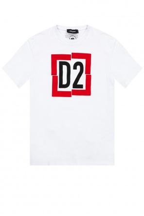 Logo t-shirt od Dsquared2