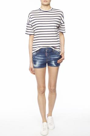 Striped t-shirt od Dsquared2