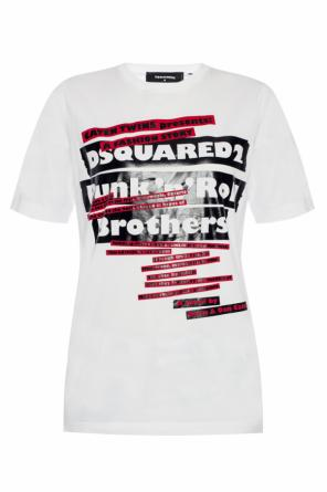 Crewneck top od Dsquared2