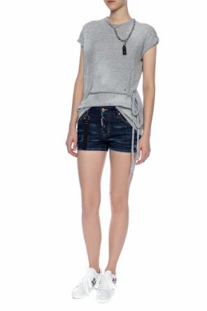 Sleeveless top od Dsquared2