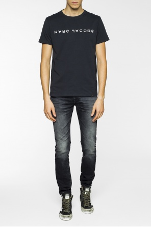 Logo-printed t-shirt od Marc Jacobs