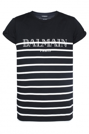 Striped t-shirt od Balmain