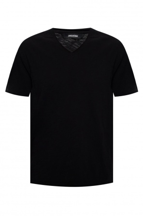 Cotton t-shirt od Zadig & Voltaire