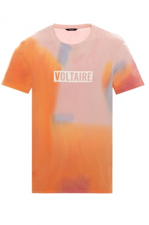 T-shirt with logo od Zadig & Voltaire