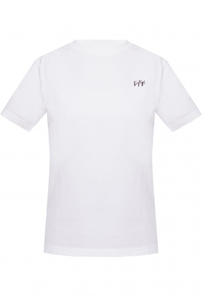 T-shirt with logo od Eytys