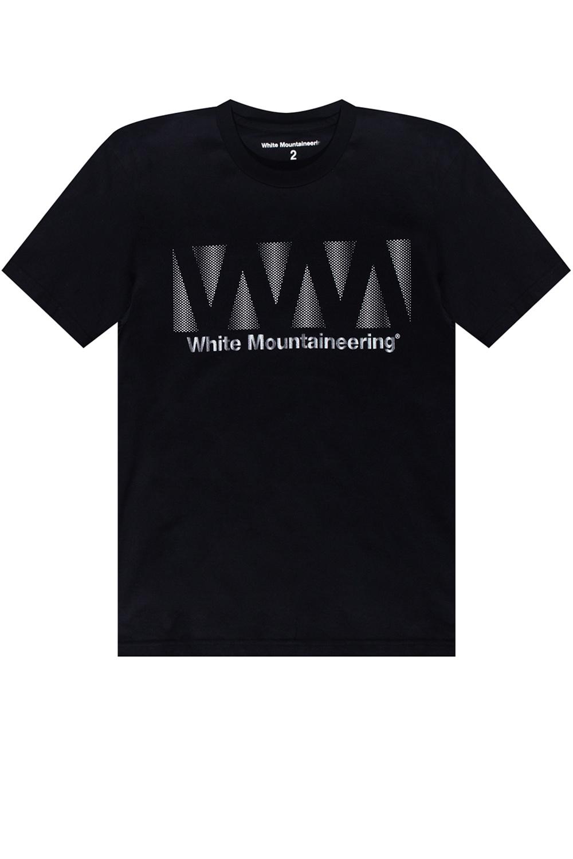 White Mountaineering Logo T-shirt