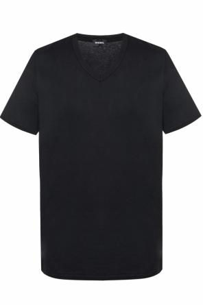 T-shirt with a v-neckline od Diesel