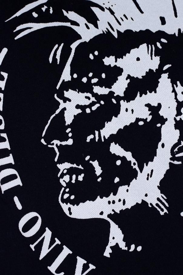 Cotton t-shirt od Diesel