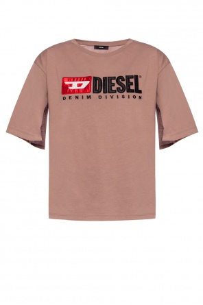 Round neck top od Diesel