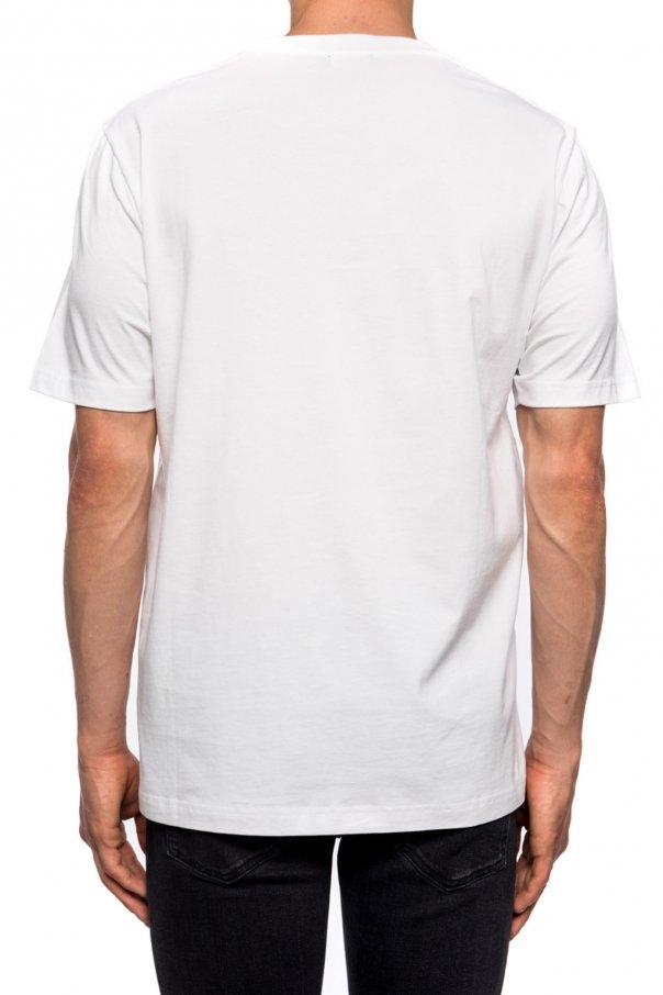 Diesel的白色t恤 od Diesel