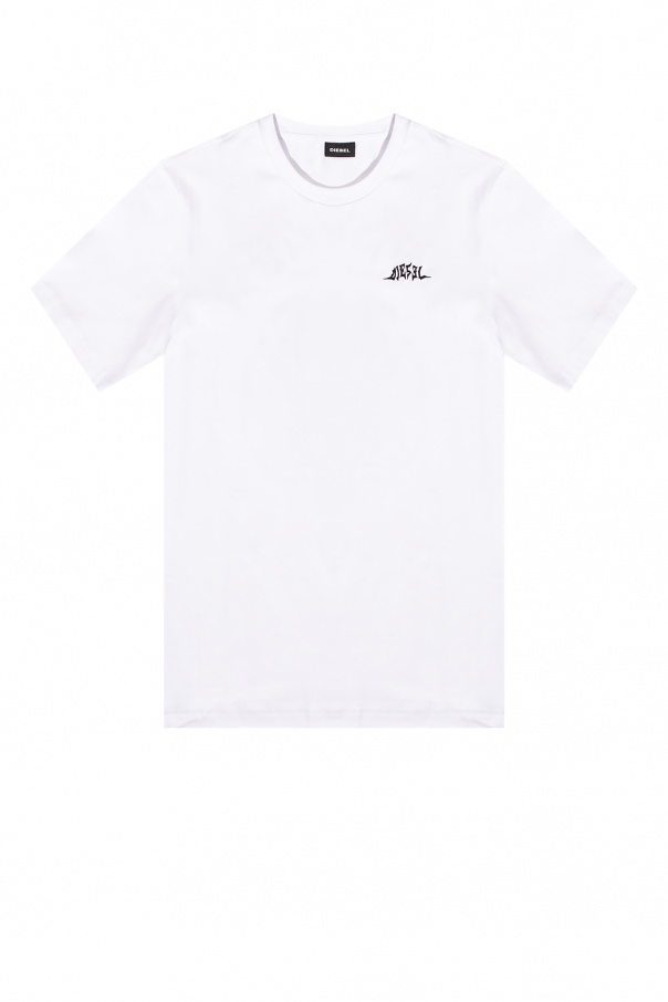 Diesel T-shirt with logo