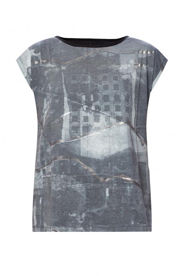 Diesel Black Gold for VITKAC VITKAC商场特殊系列T恤