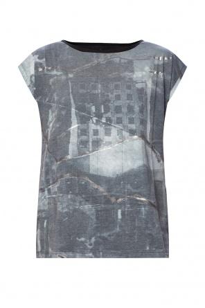Vitkac商场特殊系列t恤 od Diesel Black Gold for VITKAC