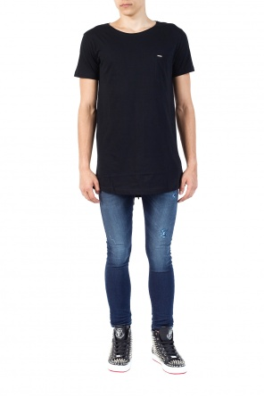 Chest pocket t-shirt od Diesel