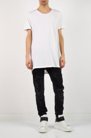 Cotton t-shirt od Diesel