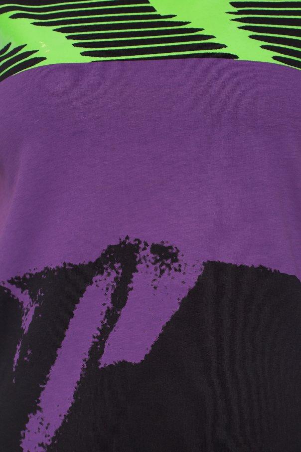 Printed t-shirt od Diesel