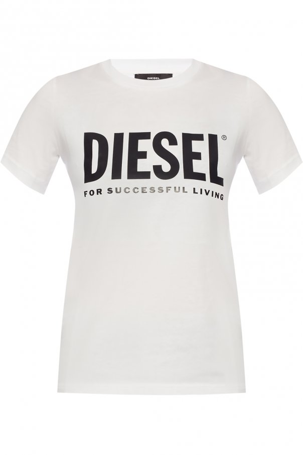 Diesel Logo-printed T-shirt