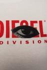 Diesel T-shirt z nadrukiem