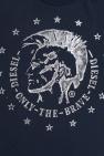 Diesel Kids Logo-printed T-shirt