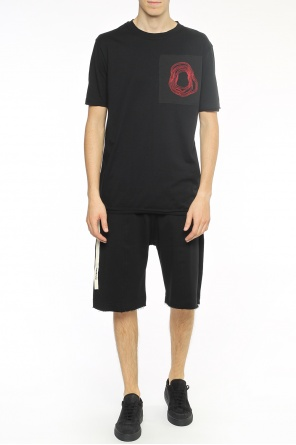 Embroidered t-shirt od Damir Doma
