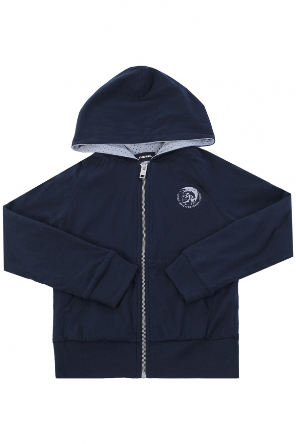 Diesel Kids Hooded sweatshirt