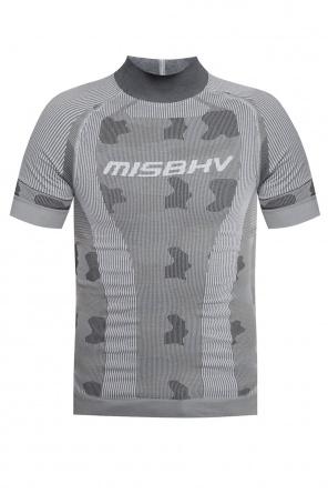 T-shirt with logo od MISBHV