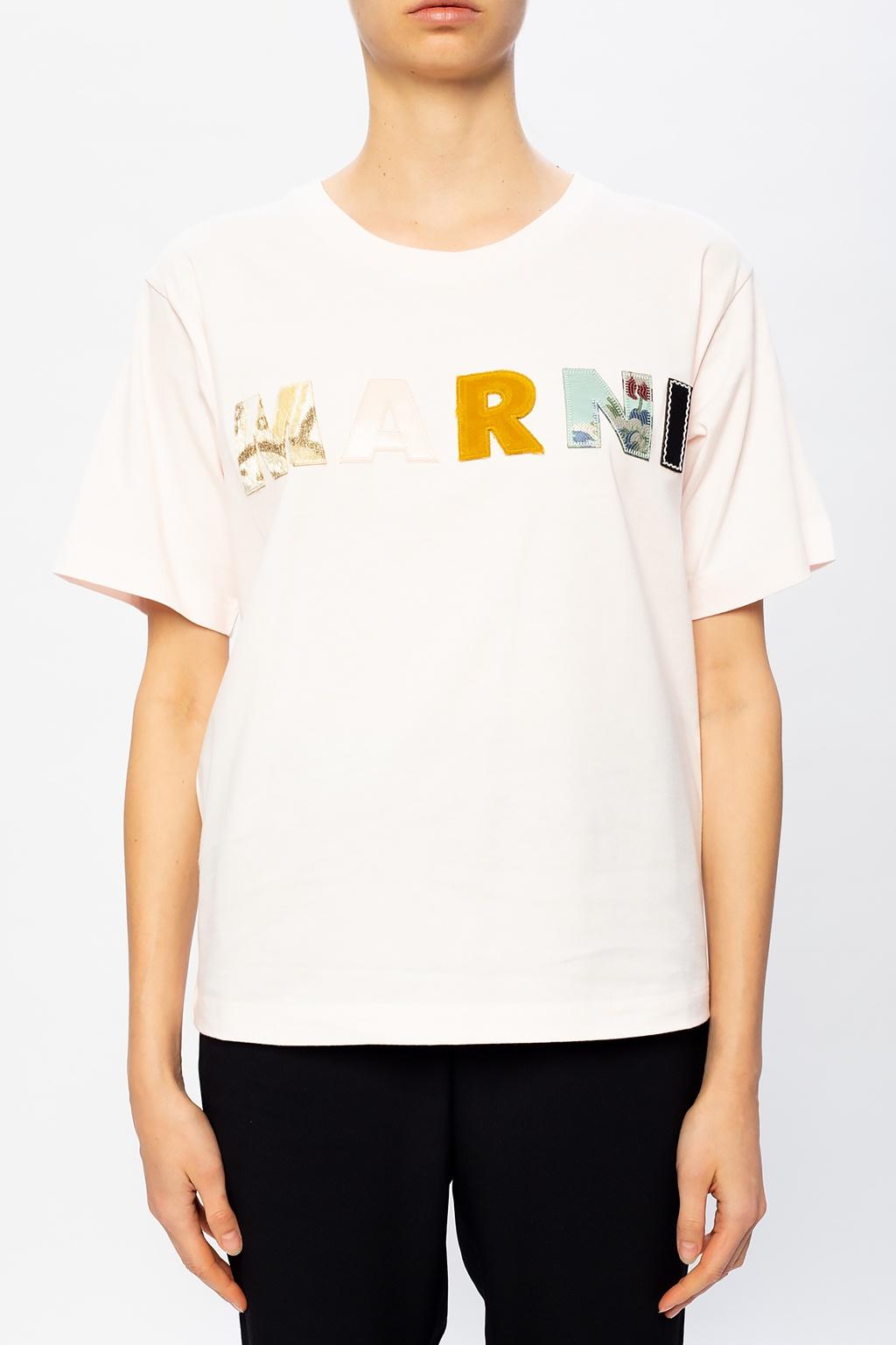 Marni T-shirt with logo