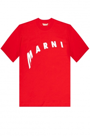 标识t恤 od Marni