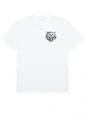 'tigr' printed t-shirt od AllSaints