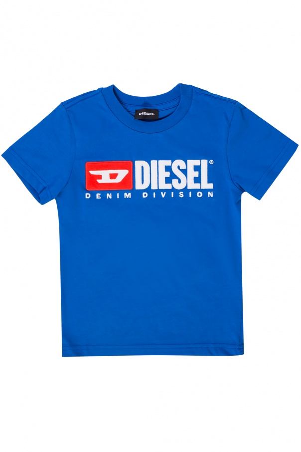 Diesel Kids Round neck T-shirt